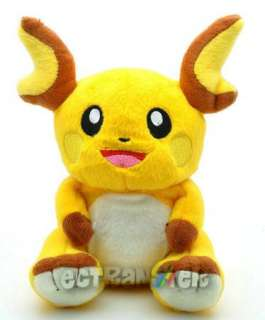 RAICHU Pokemon Soft Plush Toy Doll/PC1492