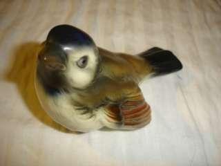 Goebel W Germany ceramic birds, set of 3.