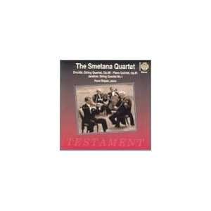 Dvorak  String Quartet No. 12, Op. 96 American; Piano Quintet In A