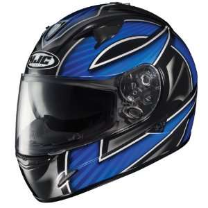 HJC IS 16 Ramper Full Face Motorcycle Helmet Blue