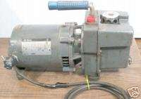 IMPERIAL EASTMAN Max Vac Vacuum Pump, 1/3 hp, 1.5 CFM