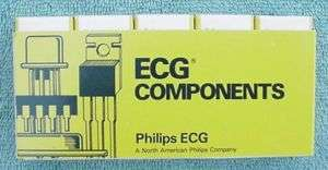 ECG 968 ECG968 POSITIVE 3 TERM VOLTAGE REGULATOR 15V 1A