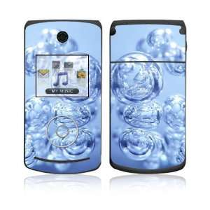 Drops of Water Decorative Skin Cover Decal Sticker for LG