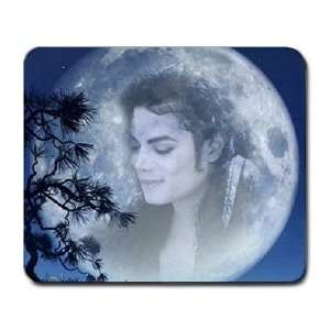 Michael on the Moon, Michael Jackson Collectible Photo