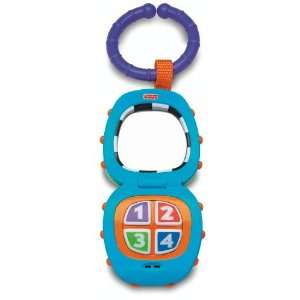 Fisher Price Fun Sounds Flip Phone Baby