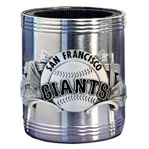 San Francisco Giants   MLB Stainless Steel Beverage Can