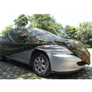 New Larkin Retardant Car Cover for Toyota Camry Camouflage