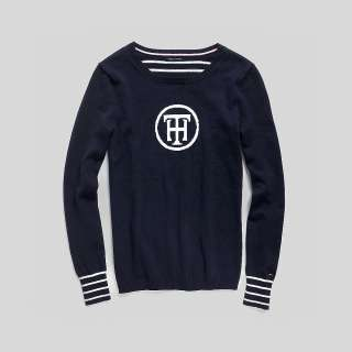 Tommy Hilfiger TH INTARSIA SWEATER