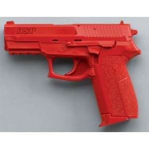 New ASP LE High Quality Popular Red Training Equipment Sig