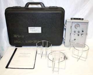IMPACT~Model 326M Portable Suction~Carrying Case~PARTS/REPAIR