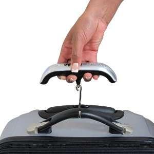 Heys USA Escale Worlds Lightest Luggage Scale FUSHIA
