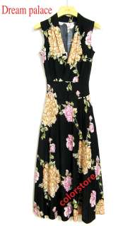 /Summer Sexy Women Long Maxi Dress Size Sz L XXXL Plus 8 22 AU