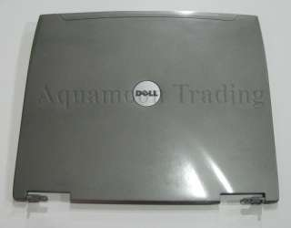 genuine plastic lcd top lid cover for dell laptop latitude d610