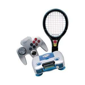 Plug N Play Wireless Tennis with 17 Games: Video Games