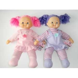 And Soft Vinyl and Stuffed Body Lightweight Rag Doll Toys & Games