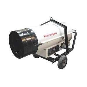 Portable Heater,dual Fuel,250k Btus   HEAT WAGON