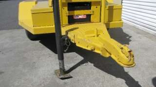 Lincoln SA 200 Gas Arc Welder Pipeline Trailer