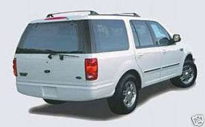 97 02 Ford Expedition Street Scene Rear Bumper Roll Pan