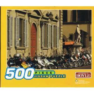 500 Piece Hoyle Jigsaw Puzzle/ Isy Ochoa Toys & Games