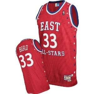 Boston Celtics Larry Bird 1983 All Star Adidas Swingman