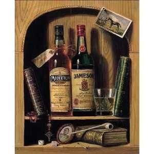 Jameson Irish Whiskey Poster Print