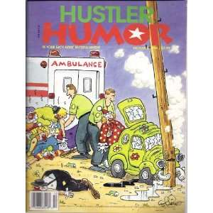 HUSTLER HUMOR (OCTOBER 1994): HUSTLER HUMOR MAGAZINE: Books