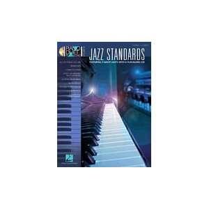 Jazz Standards   Piano Duet Play Along Volume 30   Book