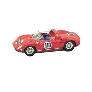 Art Model ART126 1 43 Ferrari 250P Nurburgring 1963 No 110