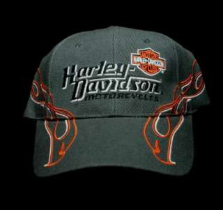 HAT   Harley Davidson Embroidered Ball Cap NEW (4)