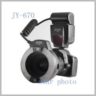 Macro Ring light flash fr 1DIV 5DII 7D as Canon MR 14EX