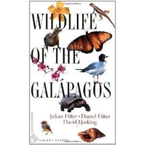 Galápagos (Princeton Pocket Guides) [Paperback]: Julian Fitter: Books