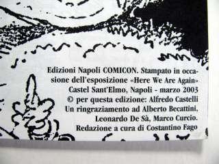 ADVENTURES OF OBADIAH OLDBUCK 1st AmericanComic ITALIAN