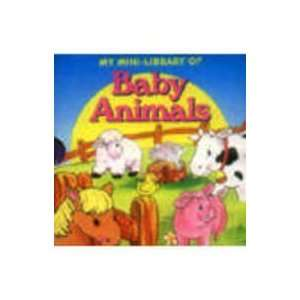 My Mini library of Baby Animals Cathy the Calf; Katy the