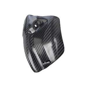 09 11 HONDA CRF450R LEO VINCE CARBON FIBER ENGINE GUARD