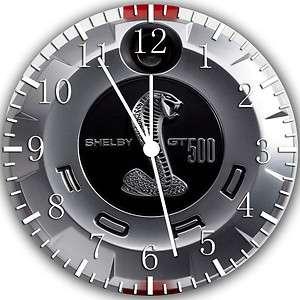 Ford Mustang GT Cobra Logo wall clock Room Decor #075 Fast shipping
