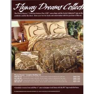 Flyway Dreams DU Complete Bedding Set