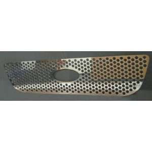 99 02 FORD F150 PICKUP GRILLE TRUCK, Putco Punch Style Grille, Clamp