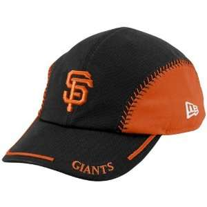 New Era San Francisco Giants Toddler Orange Black Ball Boy