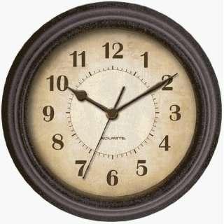 Chaney 46037 Plastic Frame Wall Clock