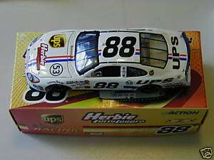 05 ACTION RCCA 124 DALE JARRETT HERBIE FULLY LOADED