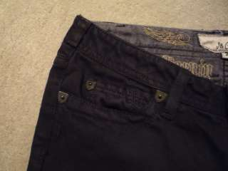 COMPANY Beverly Low Rise Skinny / Straight Leg Stretch Jeans ~ sz