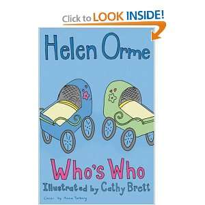 Whos Who? (Sitis Sisters) (9781841676876): Helen Orme: Books