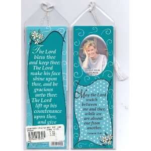 Photo bookmark May the Lord watch between me and thee