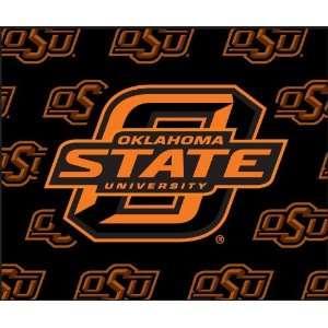 Oklahoma State Cowboys Half Tone Collection Blanket/Throw   College