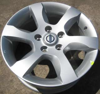 NEW 16 NISSAN ALTIMA OEM WHEELS RIMS 2002 11 SENTRA MAXIMA CAMRY