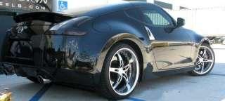 Wheels Rims Infiniti G35 Nissan 350 370Z w/ Falken FK452 tires