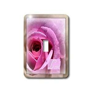 Patricia Sanders Flowers   Framed Pink Love Rose Flowers Photography