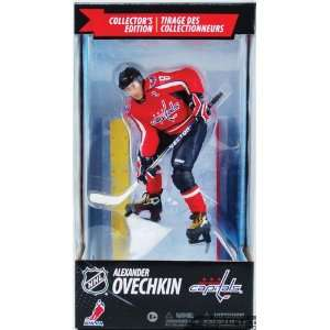 ) Alexander Ovechkin (Washington Capitals) Red Jersey Toys & Games