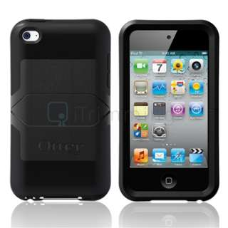 Reflex Hybrid Case for iPod Touch 4G 4th Gen Black Cover new