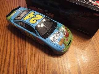 Racing Action Collectables 02 Jeff Gordon Nascar Chevy